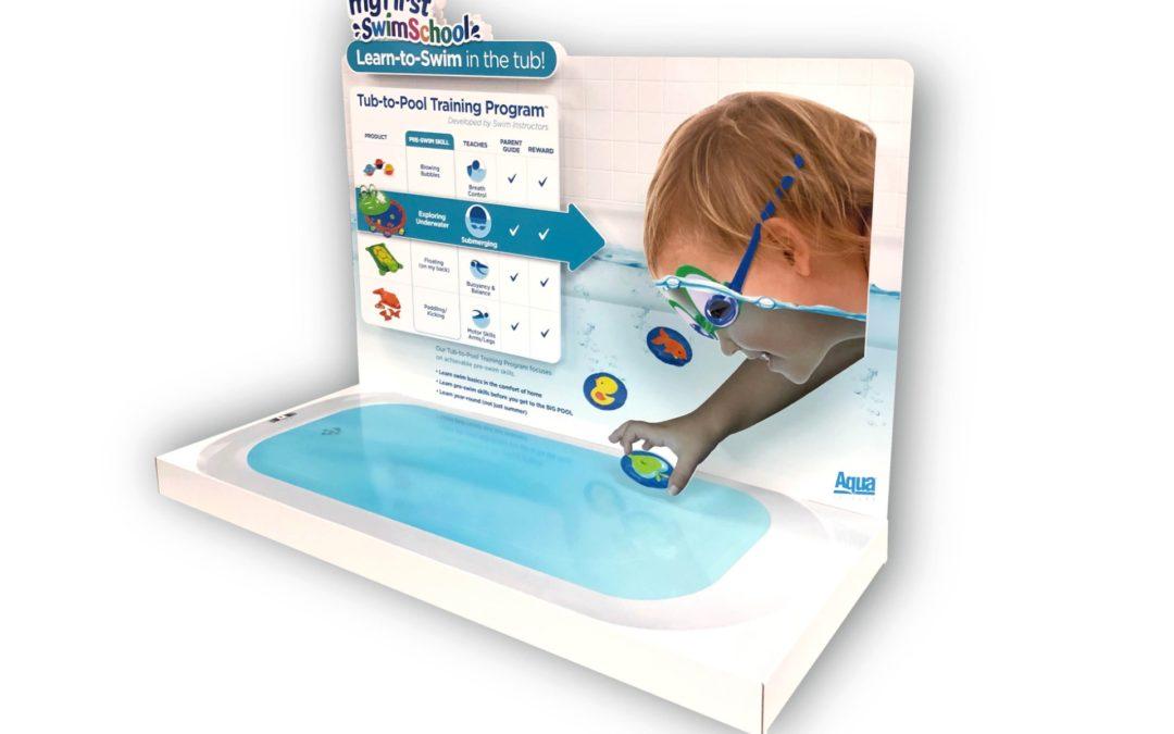 3D Counter Display