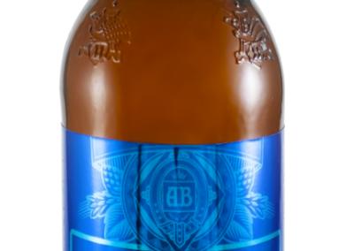 Glass Bottle Label