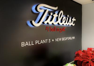 Titleist Ball Plant 3